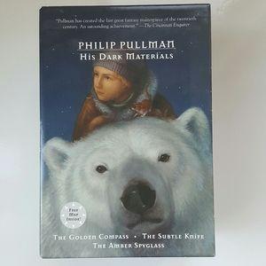 Philip Pullman Trilogy - His Dark Materials